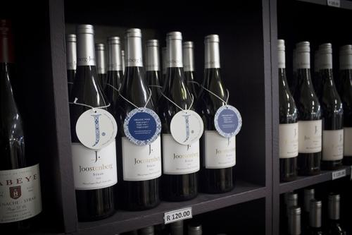 Organic Joostenberg wine