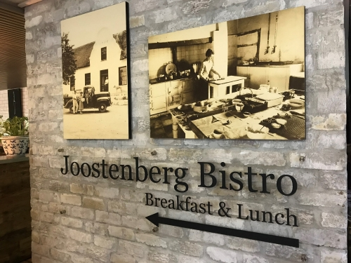Joostenberg Bistro